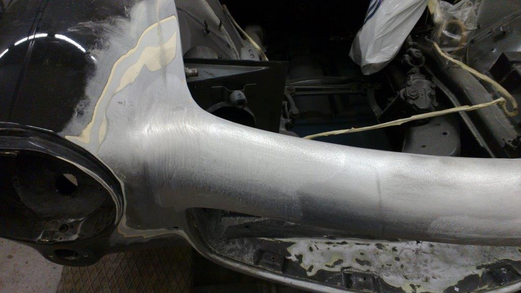 Mercedes 190 SL Spengler