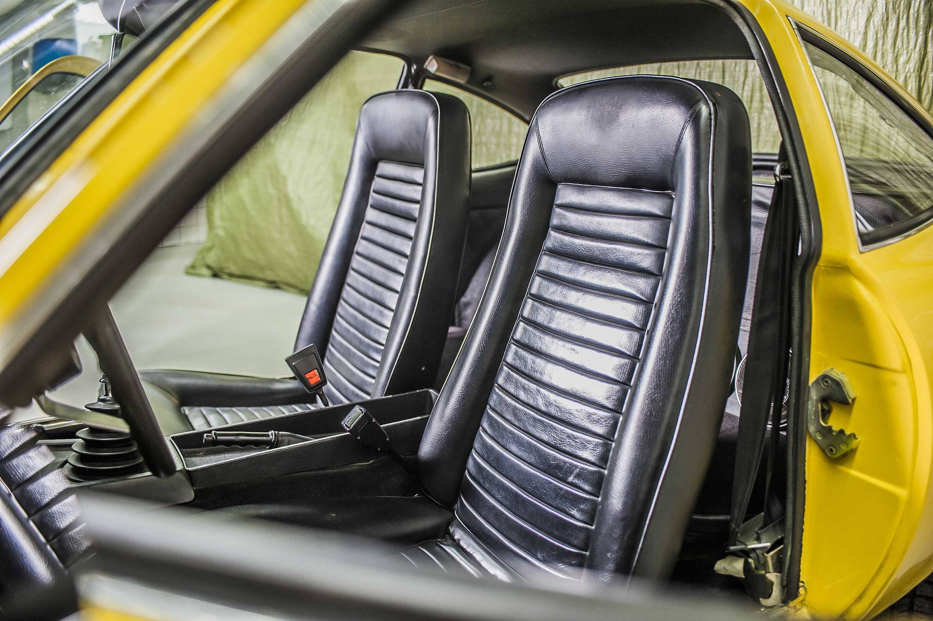 KS Classic Cars Werkstatt