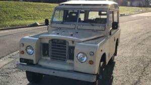 Land Rover Spontankauf