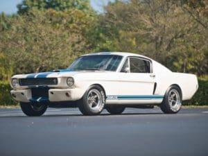 Shelby Mustang 350 Baujahr 1966