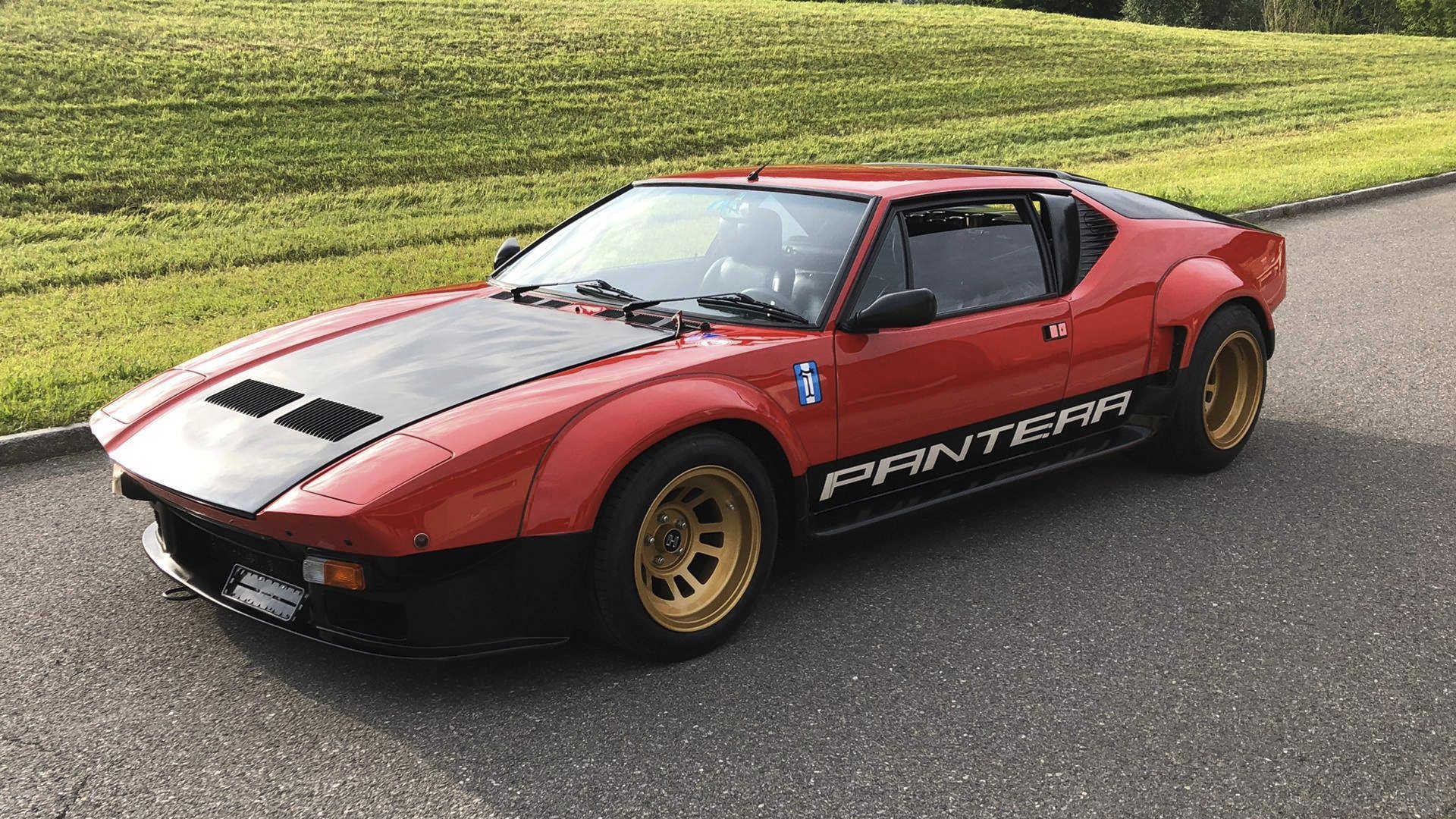 De Tomaso Pantera Ks Classic Cars