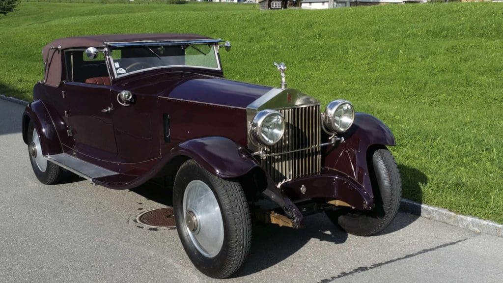 Rolls Royce New Phantom BJ 1925