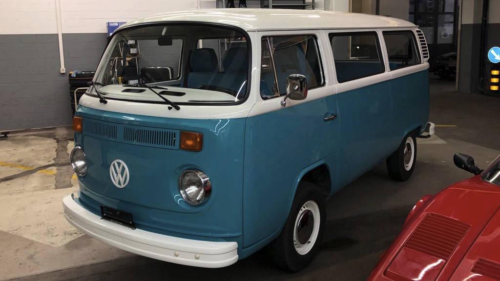 Referenz VW T2 BJ 1973